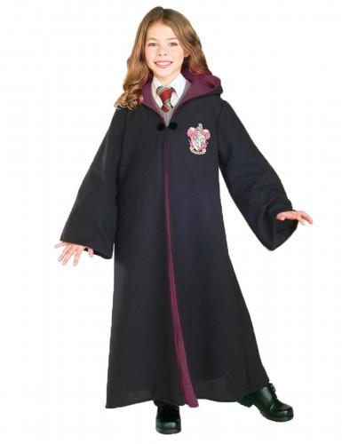 Déguisement robe de sorcier Gryffondor enfant luxe - Harry Potter™-1