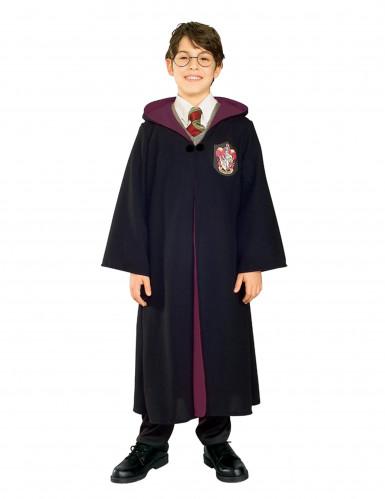 Déguisement robe de sorcier Gryffondor garçon luxe - Harry Potter™
