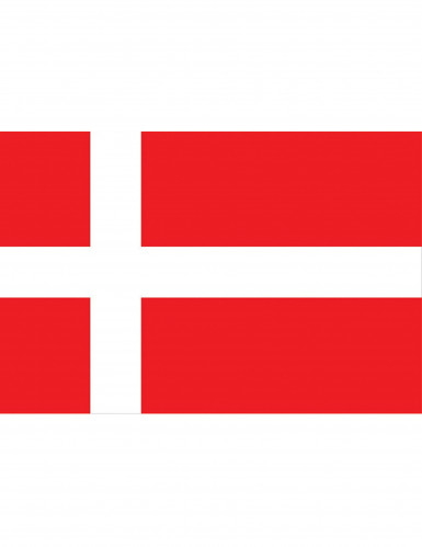 Drapeau supporter Danemark 90 x 150 cm