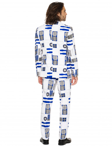 Costume Mr. R2D2 Star Wars™ homme Opposuits™-2