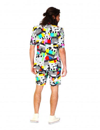 Costume d'été Mr. Technicolor homme Opposuits™-1