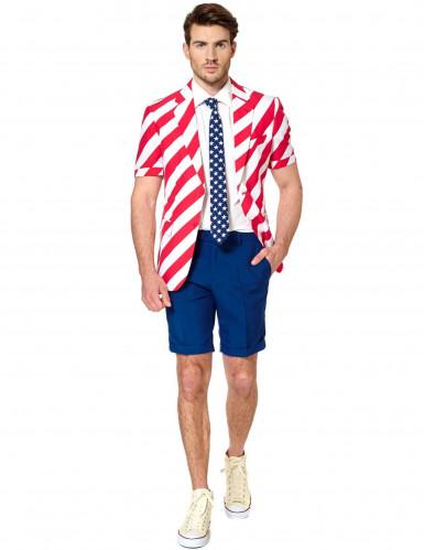 Costume d'été Mr. America homme Opposuits™-1