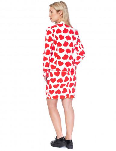 Costume Mrs. Reine des coeurs femme Opposuits™-1