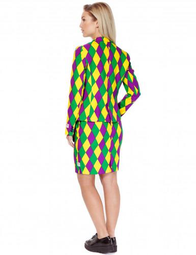 Costume Mrs. Arlequin femme Opposuits™-1