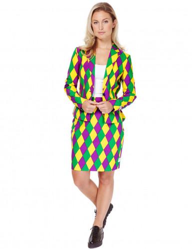 Costume Mrs. Arlequin femme Opposuits™