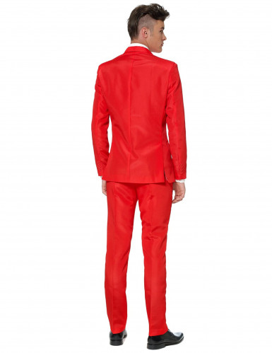 Costume Mr. Solid rouge homme Suitmeister™-1