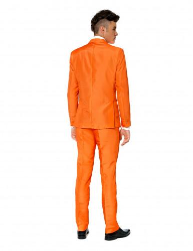 Costume Mr. Solid orange homme Suitmeister™-1