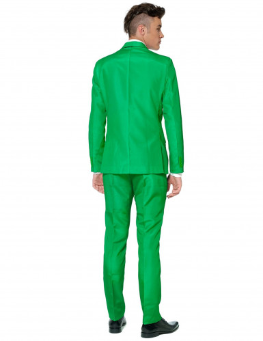 Costume Mr. Solid vert homme Suitmeister™-1