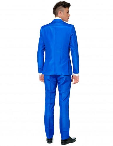Costume Mr. Solid bleu homme Suitmeister™-1