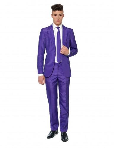 Costume Mr. Solid violet homme Suitmeister™-1