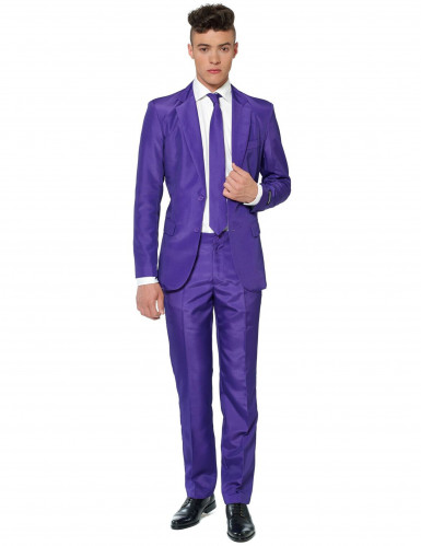 Costume Mr. Solid violet homme Suitmeister™