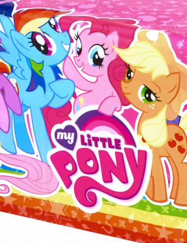 Nappe en plastique pliée My Little Pony ™-1