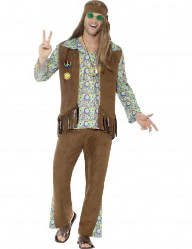 Déguisement hippie années 60 homme