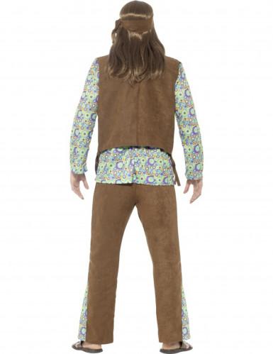 Déguisement hippie années 60 homme-2
