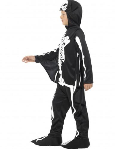 Déguisement squelette chauve-souris enfant Halloween-1