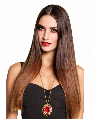 Collier rubis adulte