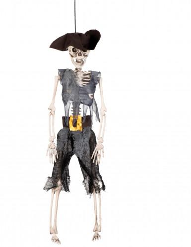 Décoratin à suspendre boucanier pirate 40 cm