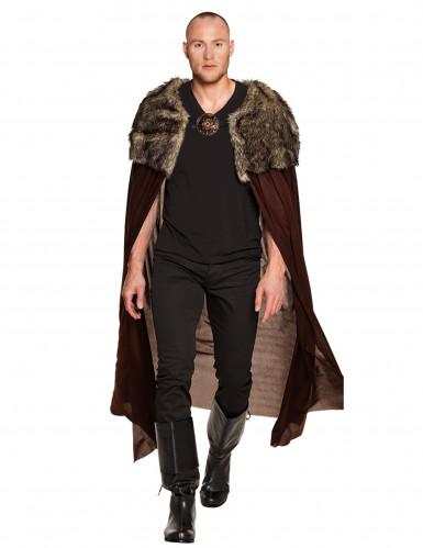 Cape seigneur viking luxe adulte 150 cm