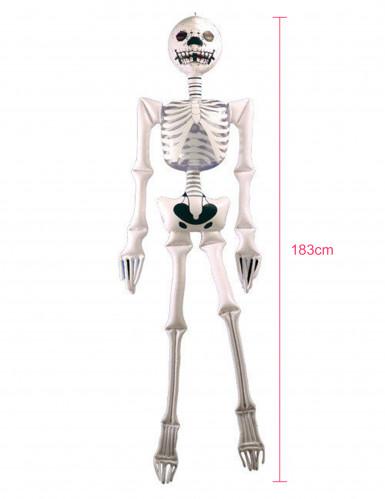 Décoration squelette gonflable-1