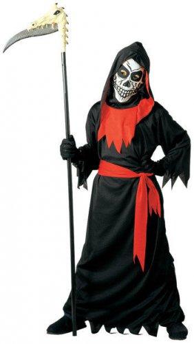 Déguisement faucheuse effrayante enfant halloween