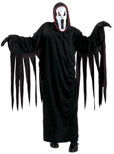 Déguisement fantôme faucheuse enfant Halloween