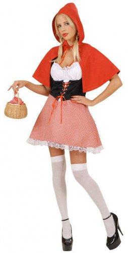 Déguisement Petit Chaperon rouge classique femme