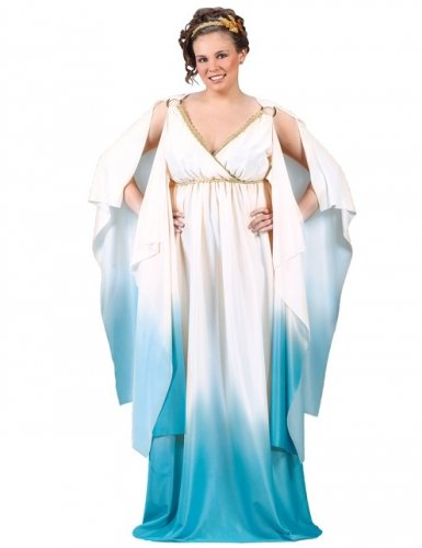 Déguisement gréco-romain grande taille femme