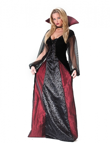 Déguisement de vampire gothique pour femme