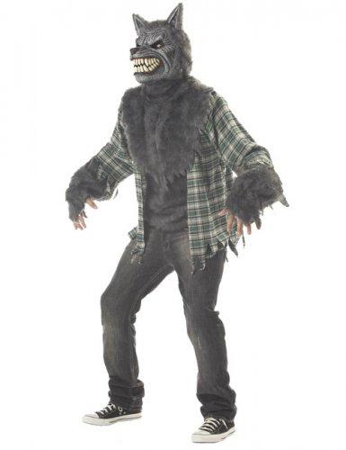 Déguisement loup-garou luxe Halloween