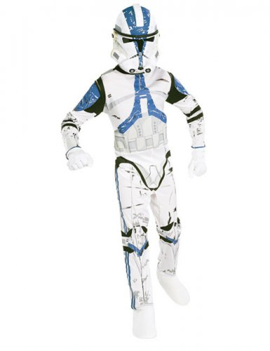 Déguisement complet Clone Trooper Star Wars™ enfant