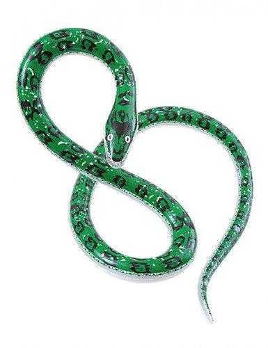Serpent géant gonflable