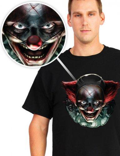 T-shirt clown tueur Halloween