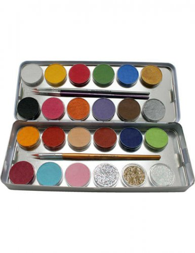 Palette à maquillage 24 couleurs