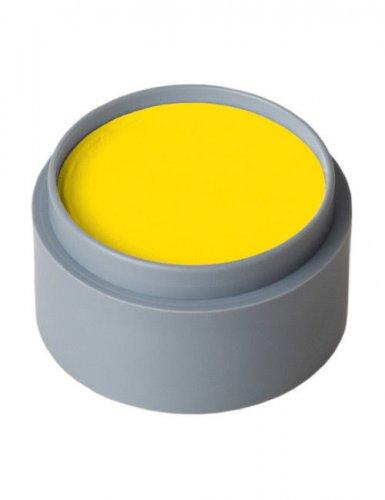 Maquillage à l'eau jaune Grimas® 15 ml