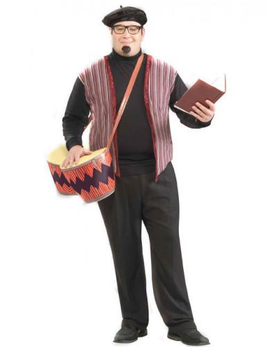d guisement homme ann es 50 grande taille deguise toi achat de d guisements adultes. Black Bedroom Furniture Sets. Home Design Ideas