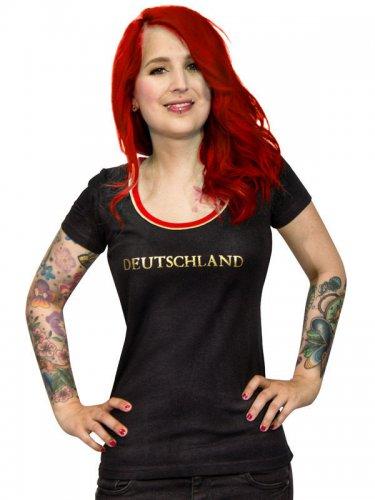 T-shirt foot équipe Allemagne femme
