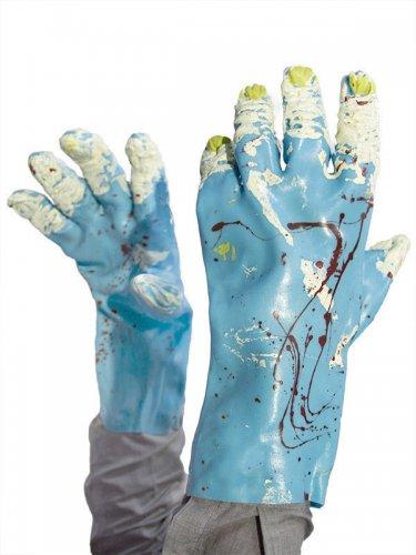 Gants de zombie adulte