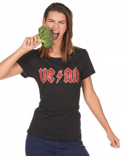 Tee-shirt Vegan Femme