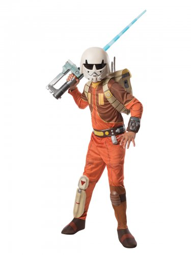Déguisement Ezra Star Wars Rebels™ marron enfant