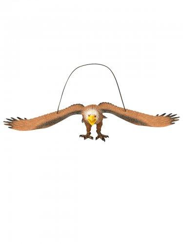 Décoration aigle marron sonore