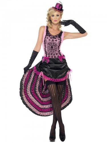 Déguisement danseuse burlesque femme