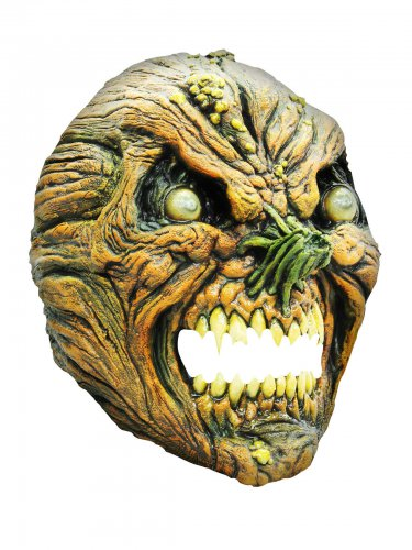 Masque Halloween latex monstre