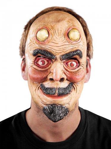 Masque de diable grimaçant adulte Halloween