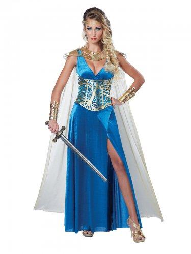 Déguisement guerrière médiévale sexy femme