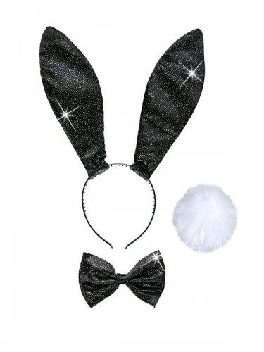 Kit lapin noir femme-1
