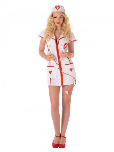 Déguisement infirmière petit coeur sexy
