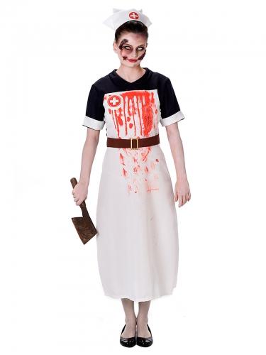 Déguisement infirmière sanglante femme Halloween