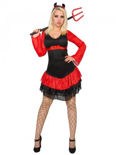 Déguisement sexy de diablesse pour femme Halloween