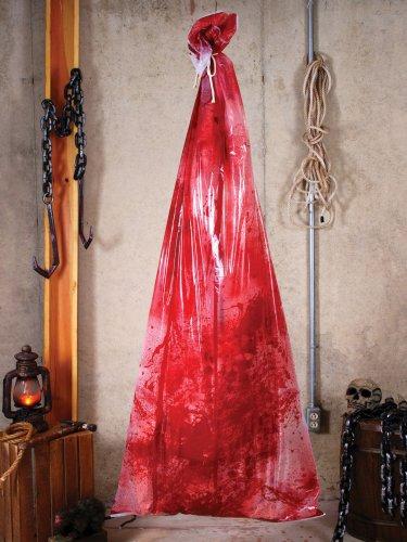 Sac sanglant avec faux corps 183cm