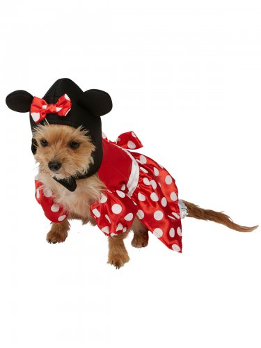 Déguisement pour chien Minnie Mouse™